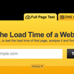 Tools to Test Your Page Speed