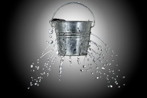Is Your Website a Bucket with Holes?